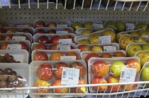 Alimento orgânico
