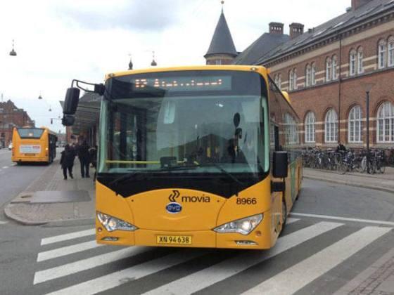 ônibus eletrico