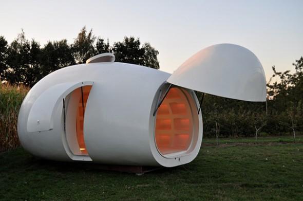 Casa de ovo