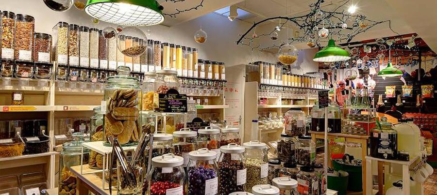Com Proposta Sustent 225 Vel Supermercados Sem Embalagens
