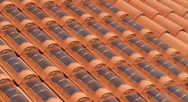 Empresas Desenvolvem Telha Que Substitui As Placas Solares