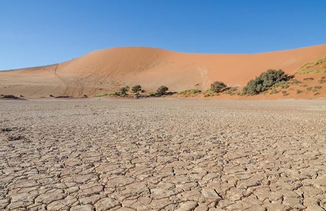 foto de deserto da África
