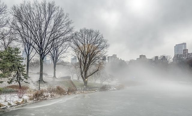 foto de nevasca