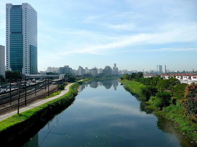 Estudo afirma que tecnologias de despolui o podem for Recuperar agua piscina verde