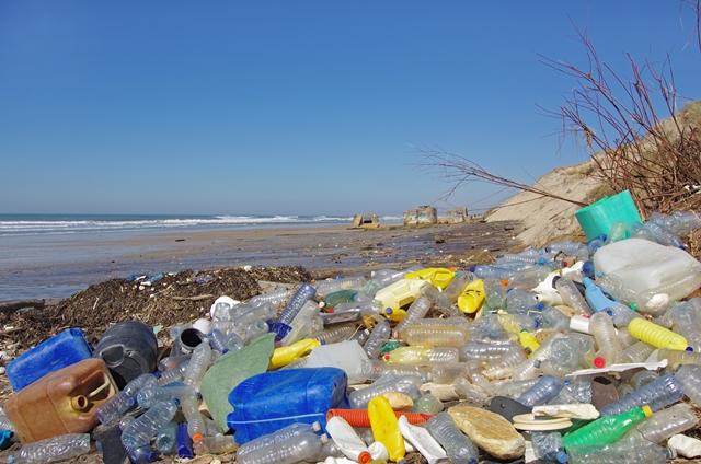 Resultado de imagem para plasticos nas praias