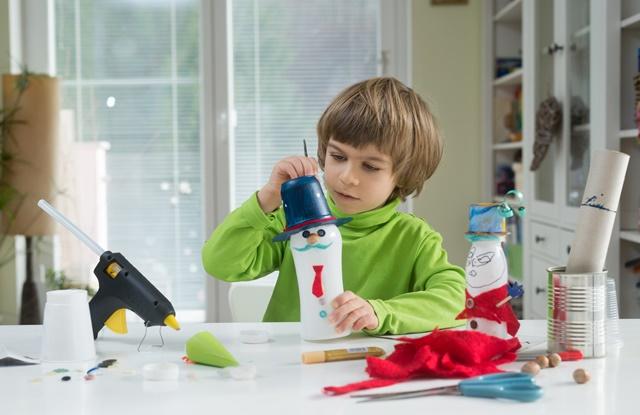 Veja 3 Formas De Como Fazer Um Boneco Reciclável Fácil Pensamento